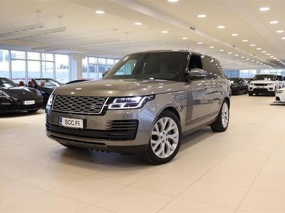 käytetty Land Rover Range Rover P400e Autobiography, Aktiivi Cruise, Webasto, 360 kamera, Panorama, Meridian,.