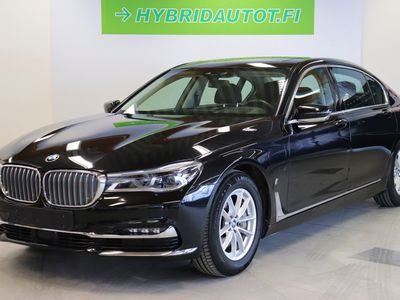 käytetty BMW 740 740 G12 Sedan Le iPerformance A xDrive **Huippuvarusteilla**