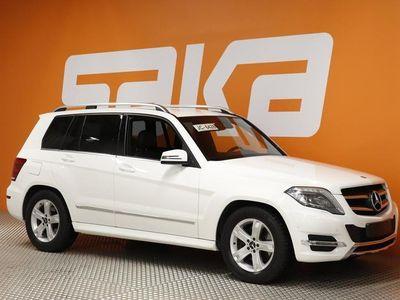 käytetty Mercedes GLK220 CDI BE 4Matic A Premium Business ### NORMAL FRIDAY -hinta! ###* Nahka & Alcantara / BT audio / X