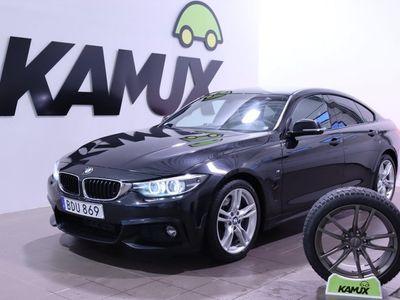 käytetty BMW 420 Gran Coupé d M-Sport | Vetokoukku | 190hv