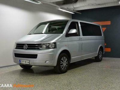 käytetty VW Caravelle Comfortline pitkä 2,0 TDI 103 kW 3200kg