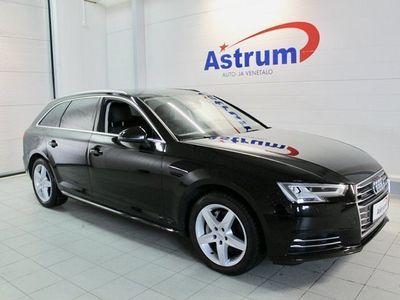 käytetty Audi A4 Avant Business Sport 2,0 TDI 140 Quattro Aut