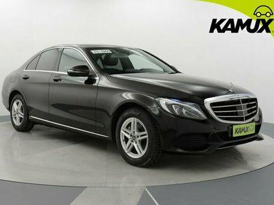 käytetty Mercedes C220 d A Premium Business / Tulossa myyntiin / Distronic Plus / Navi / Kaistavahti / Osanahka