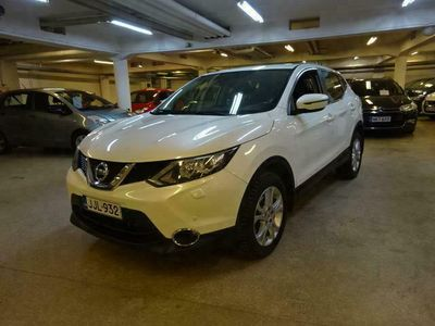 käytetty Nissan Qashqai DIG-T 115 Acenta 2WD 6M/T Safety Pack