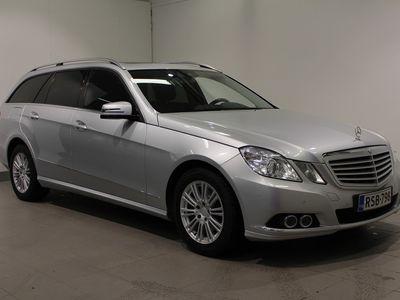käytetty Mercedes E220 CDI BE T A