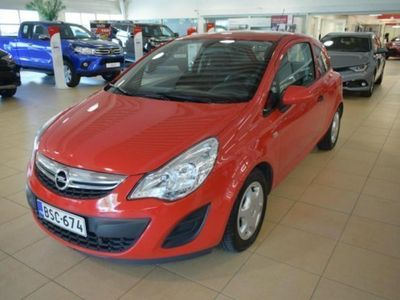 gebraucht Opel Corsa 3-ov Van 1,3 CDTI EcoFLEX Start/Stop (12