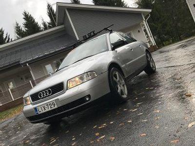 käytetty Audi A4 b5 1.9tdi