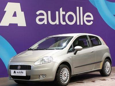 käytetty Fiat Grande Punto *VÄHÄN AJETTU* 1.4 77 Dynamic 3d, Tarkastettuna, Rahoituksella!