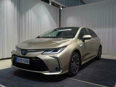 käytetty Toyota Corolla Sedan 1,8 Hybrid Style