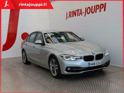 käytetty BMW 330e 330 F30 SedanA Plug-In Hybrid *** J. kotiintoimitus
