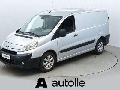 käytetty Citroën Jumpy *WEBASTO, VETOKOUKKU* HDi 163 12 L1H1 Tarkastettuna, Rahoituksella, Kotiin toimitettuna!