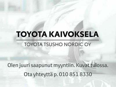 käytetty Toyota Yaris 1,5 Dual VVT-i Launch Edition 5ov MultidriveS 1-Omist.Lohkol.+sisäp.Navi,Kamera, 2xalut, Turva 12kk