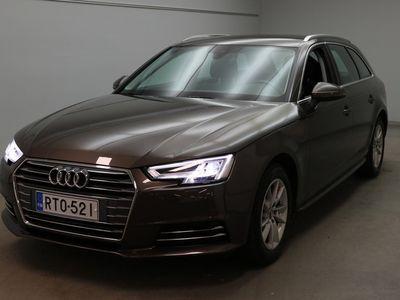 käytetty Audi A4 Avant Business Sport Summer Edition 2,0 TDI 110 kW - Korko 1,9% + kulut