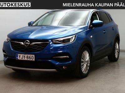 käytetty Opel Grandland X Innovation 2,0 CDTI 130 kW Automaatti Navi Leather