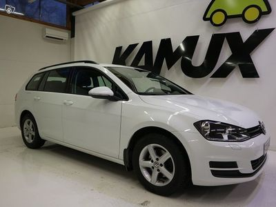 käytetty VW Golf Variant Comfortline 1,2 TSI 81 kW (110 hv) **JUURI HUOLLETTU**
