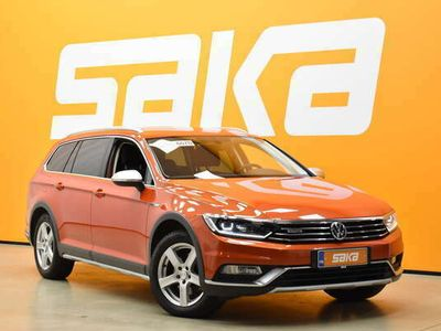 käytetty VW Passat Alltrack Variant 2,0 TDI 190 hv 4MOTION DSG-automaatti ** Adapt. Cruise / P-kamera / LED-ajovalot /
