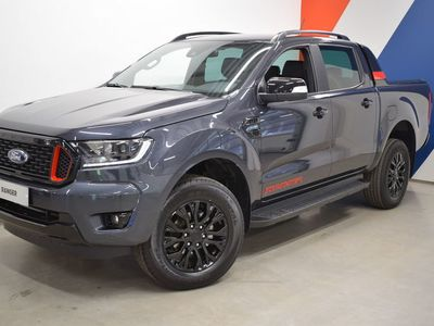 käytetty Ford Ranger Double Cab 2,0 TDCi 213 hp A10 4x4 Thunder