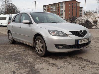 käytetty Mazda 3 5HB 1,6 75 Year Edition 5MT 5d N55