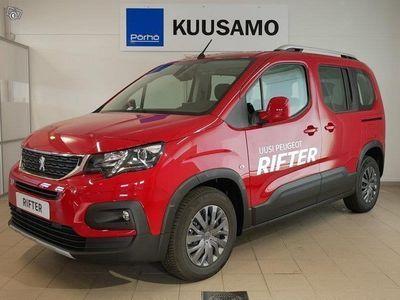 käytetty Peugeot Rifter