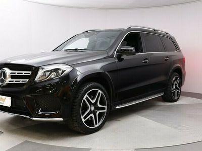 käytetty Mercedes GLS350 d 4Matic / AMG / Webasto / LED-ajovalot / Panoraama lasikatto / Harman/Kardon® audiojärjestelmä