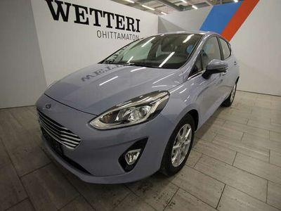käytetty Ford Fiesta 1,0 EcoBoost Hybrid mHEV 125hv Titanium *1000e hybridietu*