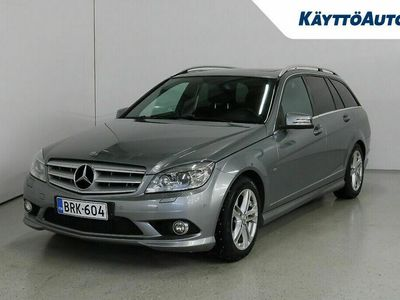 käytetty Mercedes C220 CDI BE T A Premium Business AMG