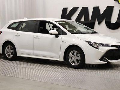 käytetty Toyota Corolla Touring Sports 1,8 Hybrid Active#Ihan kuin uusi#Takuu voimassa#Lohkolämmitin