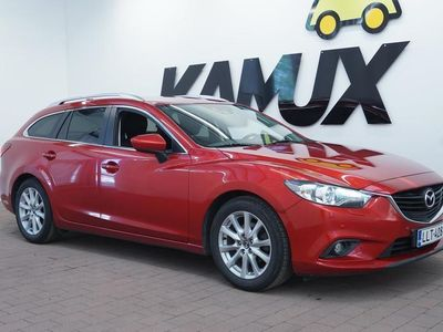 käytetty Mazda 6 Sport Wagon 2,0 (165) SKYACTIV-G Premium Plus Business 6MT 5ov TB2