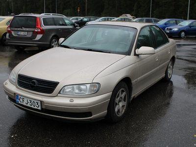 käytetty Opel Omega