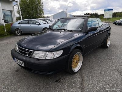 used Saab 900 Cabriolet