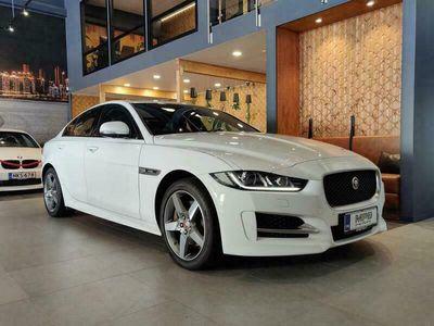 käytetty Jaguar XE 20d AWD R-Sport Business Aut *vaihto/rahoitus*