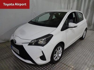 käytetty Toyota Yaris 1,0 VVT-i Edition 5ov