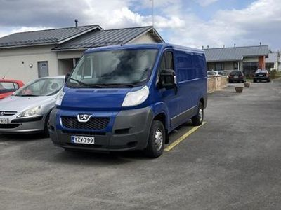 used Peugeot Boxer 2010