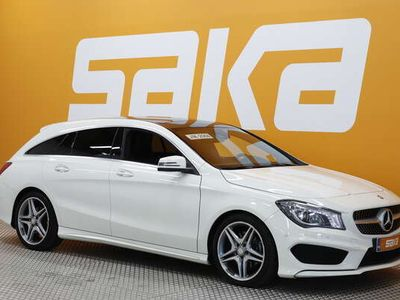 käytetty Mercedes CLA220 Shooting Brake d 4Matic A Business AMG-Styling ILS / Panorama /