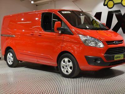 käytetty Ford Custom Transit2.2 TDCi Manuell, 125hv