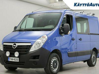 käytetty Opel Movano Van L1H1 2.3 CDTI MT6 FWD