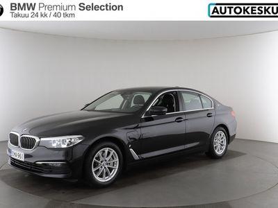 käytetty BMW 530 ea G30 Sedan Charged Edition
