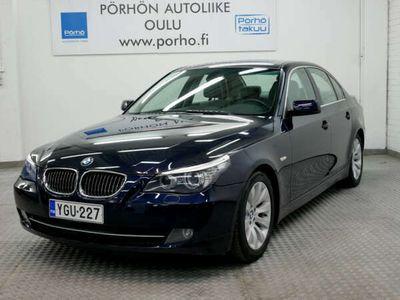 käytetty BMW 530 i A E60 Sedan 272 HV aj vain 142 tkm