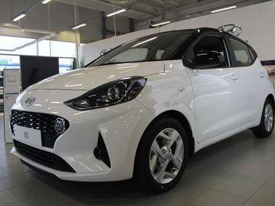 käytetty Hyundai i10 1,0 MPI 67 hv 5MT 5-p Comfort *Uusi ajamaton ja rekisteröimätön auto!* 0,9% rahoituskorko!*