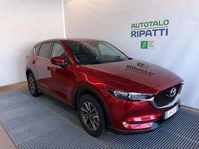 käytetty Mazda CX-5 2,0 (165hv) Skyactiv-G AWD Vision Plus 6AT