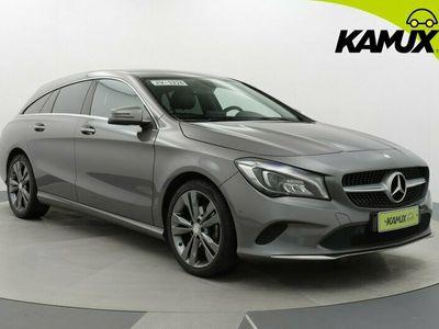 käytetty Mercedes CLA180 Shooting Brake d A Premium Business / Tulossa myyntiin / Navigointi /