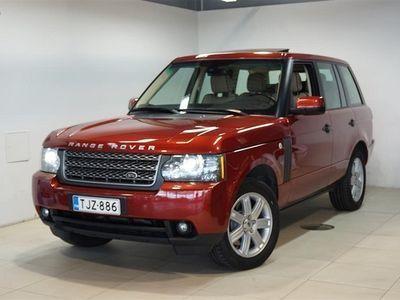 käytetty Land Rover Range Rover TDV8 Vogue Navigointi, Harman/kardon, Kattoluukku Rahoitus jopa ilman käsirahaa!