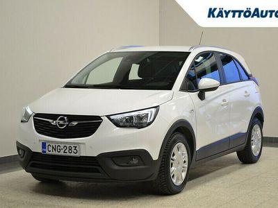 käytetty Opel Crossland X Comfort 81