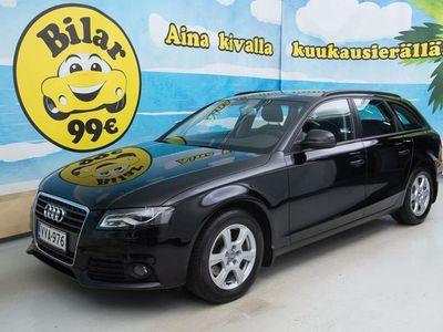 käytetty Audi A4 2.0 TDI Business Multitronic ** BI-XENON * PYSÄKÖINTITUTKAT ** - *OSTAJAN MARKKINAT!*