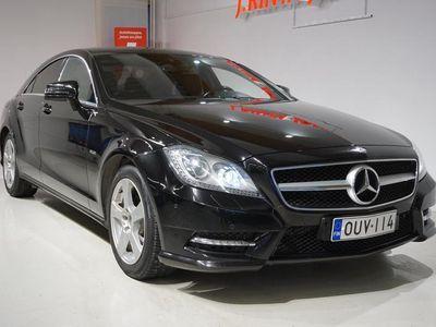 käytetty Mercedes CLS350 CLSCDI Sedan Aut. AMG-Style