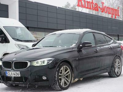 käytetty BMW 320 Gran Turismo 3-SARJA F34 Gran Turismo i A xDrive Bsn ///M-sport - Suomiauto, 1-omistaja, Vetokoukku, Lohkolämmitin