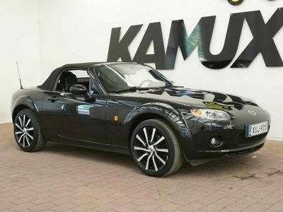 käytetty Mazda MX5 2,0 Sport Business 6MT 2d //Avo-auto/Bose/Vähän ajettu/