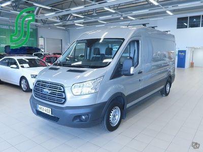 käytetty Ford Transit Van 310 2,0 TDCi 130 hv M6 Etuveto Trend L3H2 4,19 - 1,99% Rahoituskorko + kulut! Kotiintoimitus veloituksetta!
