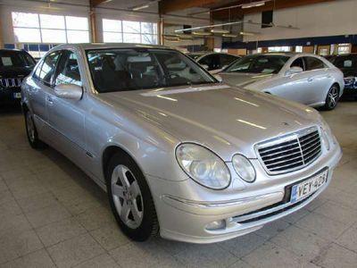 käytetty Mercedes E220 CDI Avantgarde AUTOM 4d