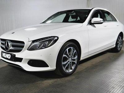 käytetty Mercedes C200 4Matic A Premium Business **2 vuoden takuu**